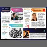 """Conférence """"Les apparences du Genre"""" / Les Bisqueers Roses à Reims le sam. 11 novembre 2017 de 17h00 à 19h00 (Rencontres / Débats Gay, Lesbienne, Trans, Bi)"""