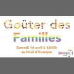 ReimsGoûter des Familles2018年 4月14日,16:00(男同性恋, 女同性恋, 变性, 双性恋 见面会/辩论)