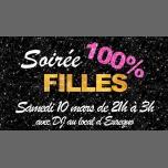 ReimsSoirée 100% Femmes2018年 9月10日,21:00(女同性恋 下班后的活动)