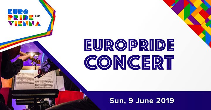 March of the women* - the EuroPride Concert 2019 in Vienna le Sun, June  9, 2019 from 07:30 pm to 09:30 pm (Festival Gay, Lesbian, Trans, Bi)