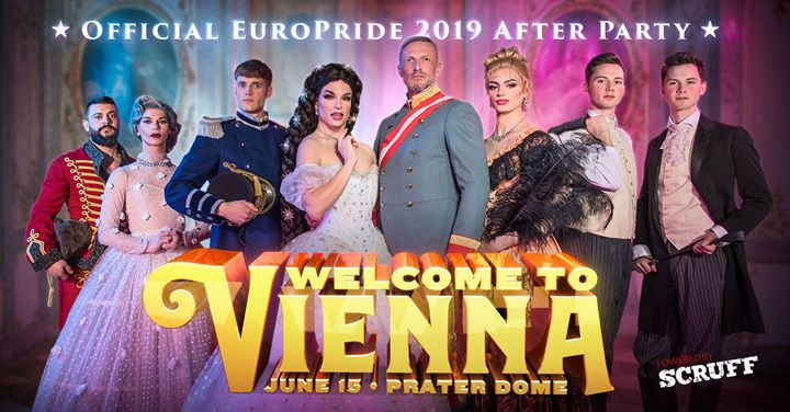 Circus - Welcome to Vienna! Official EuroPride 2019 After Party em Viena le sáb, 15 junho 2019 23:00-06:00 (Clubbing Gay, Lesbica, Trans, Bi)