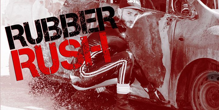 Rubber RUSH im ROPP & Rubber Night im HARD ON in Vienna le Sa  7. September, 2019 20.00 bis 04.00 (Sexe Gay)