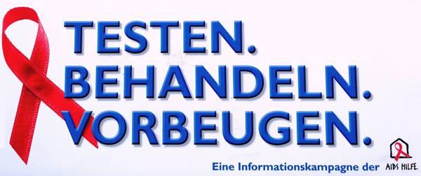 ★★ Check Deinen HIV Status ★★ à Vienne le mer. 21 août 2019 de 16h00 à 20h00 (Sexe Gay)