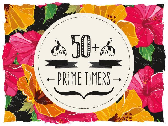 50+ Prime Timers - Stammtisch à Vienne le mar. 20 août 2019 de 18h00 à 22h00 (Rencontres / Débats Gay, Lesbienne, Trans, Bi)