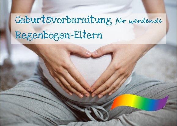 Geburtsvorbereitungskurs für werdende Regenbogen-Eltern à Vienne le ven. 20 septembre 2019 de 16h30 à 20h30 (Rencontres / Débats Gay, Lesbienne, Trans, Bi)