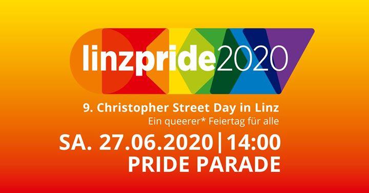 linzpride 2020 - Pride Parade em Linz le sáb, 27 junho 2020 14:00-17:00 (Festival Gay, Lesbica, Trans, Bi)