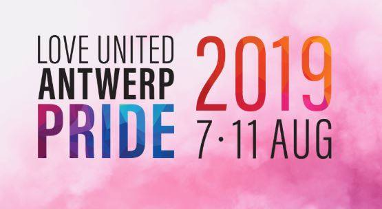 SK marches at Antwerp Pride 2019 in Brussels le Sat, August 10, 2019 from 12:00 pm to 12:00 am (Festival Gay)