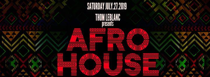 Afro house en Bruselas le sáb 27 de julio de 2019 21:00-05:00 (Clubbing Gay)
