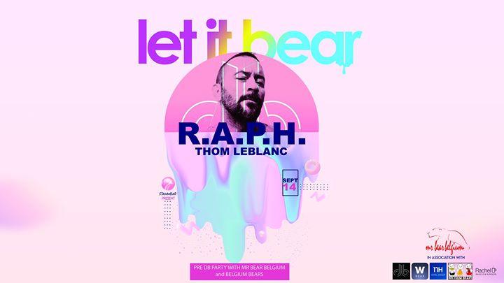 Let It Bear en Bruselas le sáb 14 de septiembre de 2019 21:00-05:00 (Clubbing Gay)