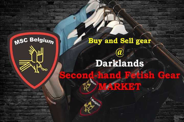 Second-hand gear market in Antwerp from  6 til March  8, 2020 (After-Work Gay)