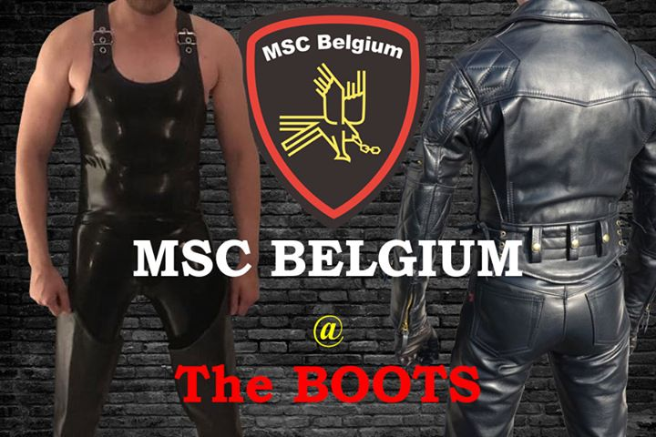 MSC Belgium at the boots in Antwerpen le Sa  6. Juni, 2020 23.00 bis 02.00 (Clubbing Gay)