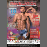 REVELATION • The 5th Birthday ! in Brussels le Sat, May 18, 2019 from 09:00 pm to 09:00 am (Clubbing Gay)