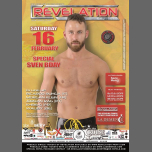 Revelation • Special Sven Bday ! in Brussels le Sat, February 16, 2019 from 10:00 pm to 09:00 am (Clubbing Gay)