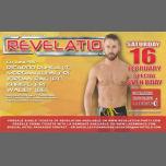 Revelation • Special Sven Bday ! à Bruxelles le sam. 16 février 2019 de 22h00 à 09h00 (Clubbing Gay)