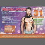 REVELATION • New Year's Eve en Bruselas le lun 31 de diciembre de 2018 21:00-10:00 (Clubbing Gay)