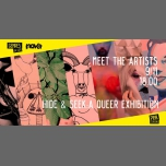 Hide & Seek : A queer exhibition (Meet the artists) à Bruxelles le ven.  9 novembre 2018 de 18h00 à 20h00 (Expo Gay, Lesbienne, Hétéro Friendly)