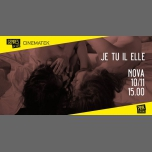 Je, Tu, Il, Elle de Chantal Akerman - Our Story à Bruxelles le sam. 10 novembre 2018 de 15h00 à 17h00 (Cinéma Gay, Lesbienne, Hétéro Friendly)