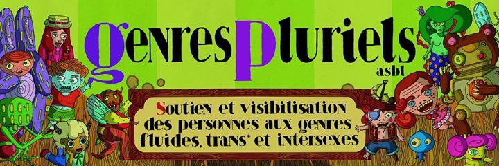 布鲁塞尔Groupe de parole pour les personnes transgenres/intersexes2019年 1月21日,13:00(男同性恋, 变性 见面会/辩论)