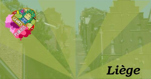 Permanence mensuelle à Liège a Liegi le gio 10 ottobre 2019 19:00-22:00 (Incontri / Dibatti Gay, Trans)