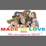 "Présentation et Dédicaces, ""Made in Love"", Les Chroniques de Lud in Brussels le Tue, November 27, 2018 from 07:00 pm to 09:00 pm (Meetings / Discussions Lesbian)"