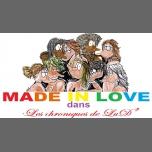 """Présentation et Dédicaces, """"Made in Love"""", Les Chroniques de Lud en Bruselas le mar 27 de noviembre de 2018 19:00-21:00 (Reuniones / Debates Lesbiana)"""