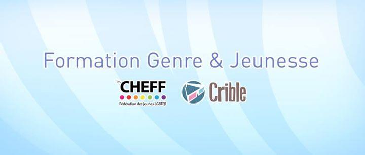 Formation Genre et Jeunesse cycle 1 (Namur) in Namur le Fri, February 14, 2020 from 09:00 am to 04:30 pm (Workshop Gay, Lesbian, Trans, Bi)