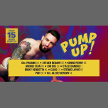 Pump Up! à Bruxelles le ven. 15 mars 2019 de 22h00 à 12h00 (Clubbing Gay)