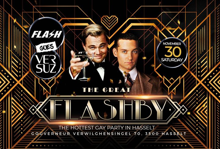 Flash Goes Versuz ✘ The Great Flashby ✘ Hasselt in Hasselt le Sa 30. November, 2019 22.30 bis 05.00 (Clubbing Gay)