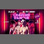 FMIF x Chaussée d'amour ( Holidays ) x FLASH x Sunday March 3 in Bruxelles le So  3. März, 2019 22.30 bis 05.00 (Clubbing Gay)