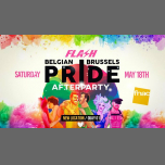 Belgian Pride 2019 ✘ Afterparty ✘ FLASH ✘ Quay 01 in Bruxelles le Sa 18. Mai, 2019 22.30 bis 05.30 (Clubbing Gay)