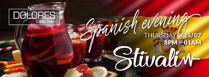 SPANISH EVENING in Brussels le Thu, July 25, 2019 from 08:00 pm to 02:00 am (After-Work Gay)