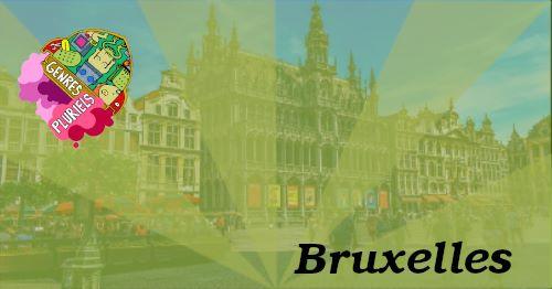 Permanence mensuelle à Bruxelles in Bruxelles le Do  3. Oktober, 2019 18.30 bis 22.30 (Begegnungen Gay, Lesbierin)