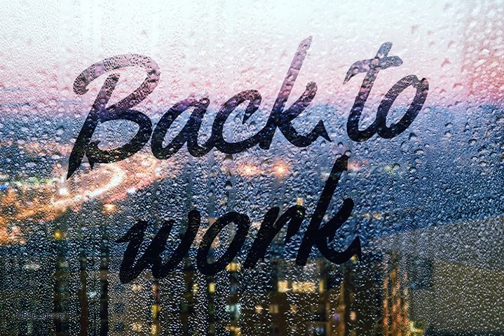 Back to work in Bruxelles le Sa 31. August, 2019 19.30 bis 01.00 (Begegnungen Gay, Lesbierin)