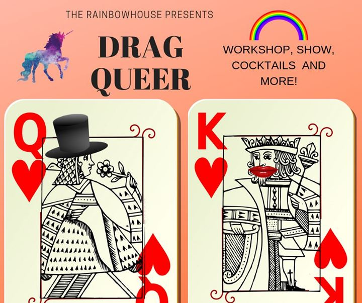 Drag Queer Party! en Bruselas le sáb 27 de julio de 2019 14:00-03:00 (After-Work Gay, Lesbiana)