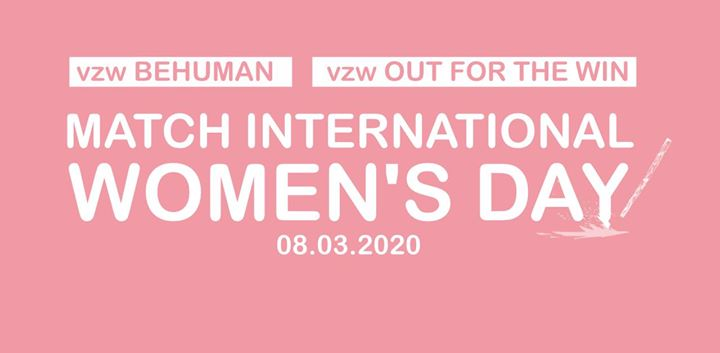 Match International Women's Day a Bruxelles le dom  8 marzo 2020 11:00-22:00 (Incontri / Dibatti Gay, Lesbica)