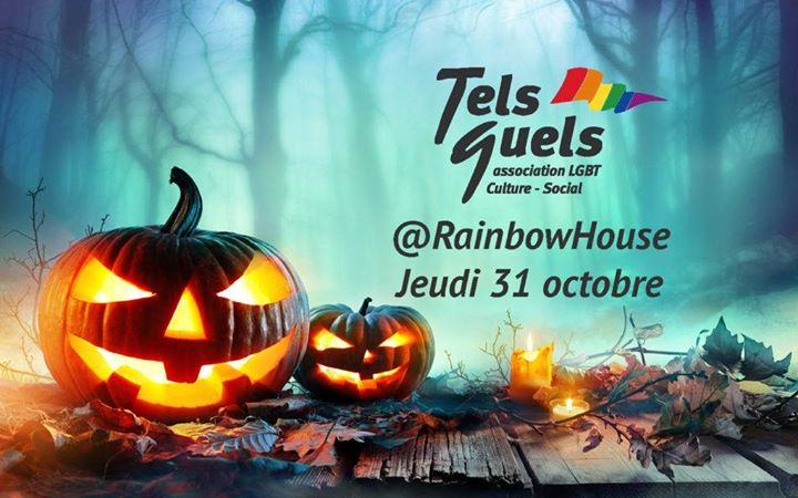 Halloween in Brussels le Thu, October 31, 2019 from 07:30 pm to 01:00 am (After-Work Gay, Lesbian)