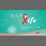 Drink For Life - Mojito Party in Brussels le Fri, November 16, 2018 at 07:00 pm (After-Work Gay, Lesbian)