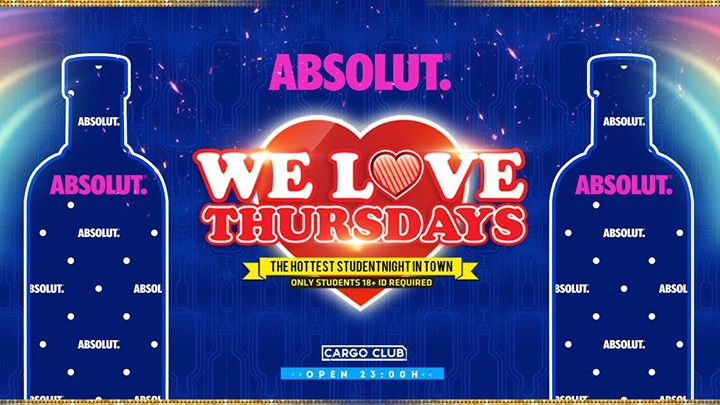 We Love Thursdays Summer Love in Antwerp le Thu, August  1, 2019 from 11:00 pm to 06:00 am (Clubbing Gay)