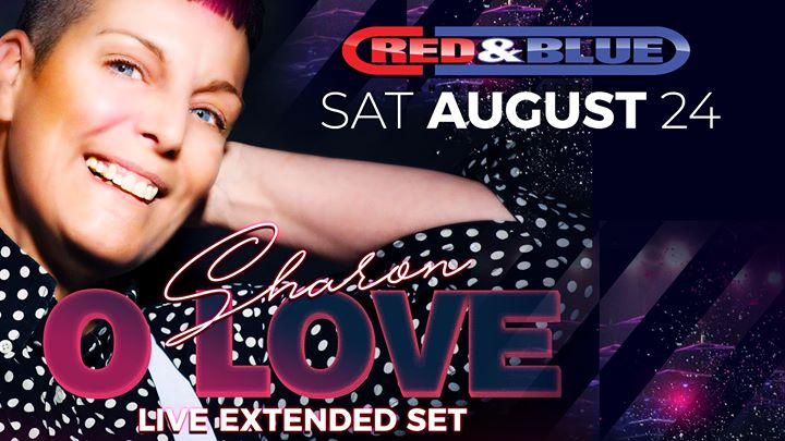 Red&blue ft. in Antwerp le Sat, August 24, 2019 from 11:55 pm to 05:00 am (Clubbing Gay)