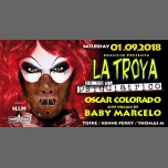 La TROYA Psiquiatrico by H.I.M & Propaganda in Antwerp le Sat, September  1, 2018 from 11:00 pm to 08:00 am (Clubbing Gay)