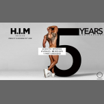 5YRS H.I.M Anniversary - 2 Nights à Anvers du 21 au 23 juin 2019 (Clubbing Gay)