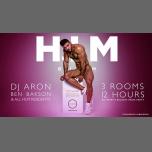 H.I.M - Antwerp PRIDE Edition em Antuérpia le sáb, 10 agosto 2019 às 23:00 (Clubbing Gay)