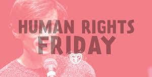 Antwerp Pride - Human Rights Friday in Antwerp le Fri, August  9, 2019 from 01:30 pm to 05:30 pm (Meetings / Discussions Gay, Lesbian, Trans, Bi)