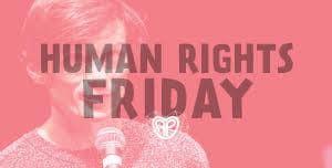 Antwerp Pride - Human Rights Friday a Anversa le ven  9 agosto 2019 13:30-17:30 (Incontri / Dibatti Gay, Lesbica, Trans, Bi)