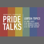 Pride Talks with Copenhagen Pride / Brøchner Hotels in Copenhagen le Wed, November  7, 2018 from 07:00 pm to 08:00 pm (Meetings / Discussions Gay, Lesbian)