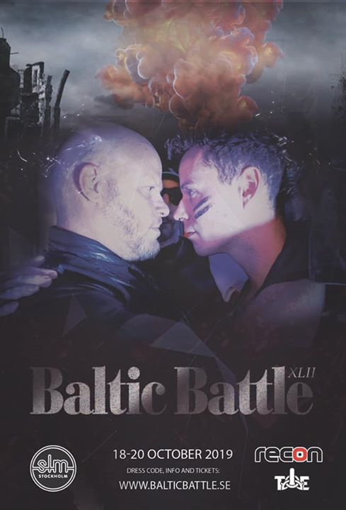 The 42nd BALTIC BATTLE in Stockholm le Sat, October 19, 2019 from 10:00 pm to 03:00 am (Clubbing Gay)