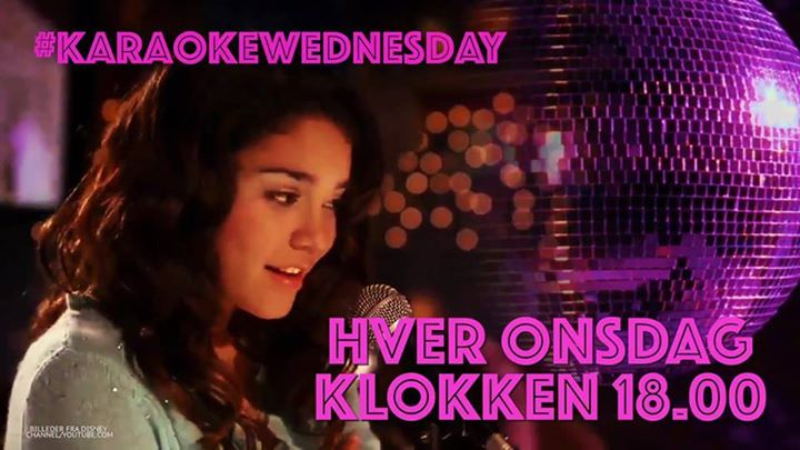 Karaoke Wednesday in Copenhagen le Wed, August  7, 2019 from 06:00 pm to 10:00 pm (After-Work Gay)