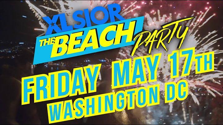 Xlsior Mykonos Beach Party comes to DC! à Washington D.C. le ven. 17 mai 2019 de 22h00 à 03h00 (Clubbing Gay)