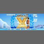 BACKDOOR presents XLSIOR MYKONOS 10th Anniversary in Amsterdam le Fri, August  2, 2019 from 11:00 pm to 06:00 am (Clubbing Gay)