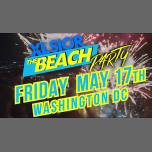 Xlsior Mykonos Beach Party comes to DC! in Washington D.C. le Fri, May 17, 2019 from 10:00 pm to 04:00 am (Clubbing Gay)
